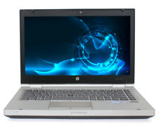 HP 8470P Laptop Win 10 Pro Core i7 3520 2.9Ghz 8GB DDR3 RAM 320GB ATI 7570