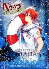 Hetalia Axis Powers ARTBOOK 2 Artesole Japanese Manga Character Art Book NEW