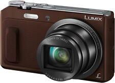 Panasonic DMC-TZ58EG-Z braun Digitalkamera NEU & OVP