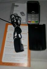 Ingenico iWl250 Wireless Payment Pos Terminal Credit Card Reader with base -Used