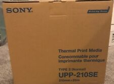 REPLACEMENT MEDICAL PAPER FOR SONY UPP-210SE/5 ROLLS CASE