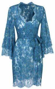 "Agent Provocateur Soiree ""MIRABELLA"" Short Kimono, AP 2 - 8/10 RRP £1995, BNWT!"