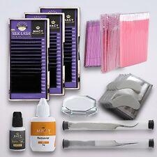 Extension de cils Set cil unité Silk luxusklasse Macy 3 Mélange BOXE cils