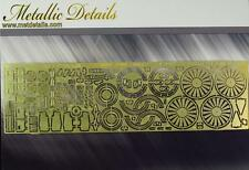 1/144 Metallic Details set  for aircraft model Airbus A300 Beluga MD14406