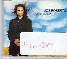 (EW607) Joe Roberts, Back In My Life - 1993 CD