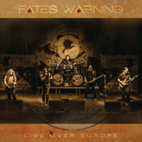 Fates Warning - Live Over Europe (NEW 2 x CD) (Preorder Out 29th June)