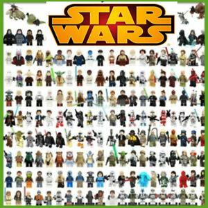 lego Kompatible Star Wars Minifiguren Yoda Darth Vader Mandalorian Geschenke