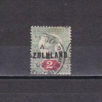 ZULULAND 1888 Sg# 3, CV £50, Used