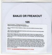 (BS339) Banjo Or Freakout, 105 - DJ CD