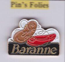 Pin's Folies **  Entretien cirage chaussure Shoe wax Baranne