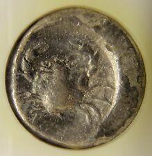Rare 510-472 BC Greek Akragas Silver Didrachm Crab NGC Certified!