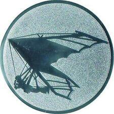 100 Drachenflieger Embleme 25mm (Flugsport für Medaillen Pokale Pokal Medaille)