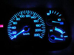 Blue LED Dash Light Kit for Ford Falcon EF EL Fairlane NL NF