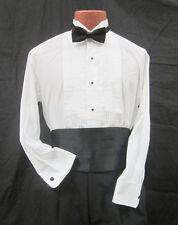 New Black Satin Tuxedo Bow Tie and Cummerbund Set Waiter Catering Work Wear