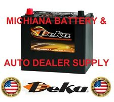 Deka East Penn 551MF 450 CCA 555 CA MAINTENANCE FREE BATTERY - LOCAL PICKUP ONLY