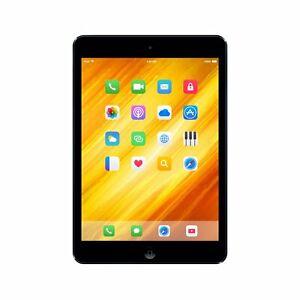 Apple iPad mini 2 (16 32 64 128GB) - Wi-Fi + 4G - Various Colors - Acceptable