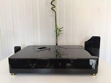 Piano Black Lenco PTP6 Plinth Zarge (without PTP6 plate!)