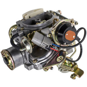 New Carburetor Carb Fit Nissan 1983-1986 720 pickup Datsun Truck 1985- 2.4L Z24