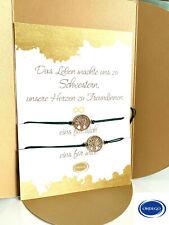 2x XXL Schwester Geschenk Armband Freundschaftsarmband Makramee Weihnachtsgesche