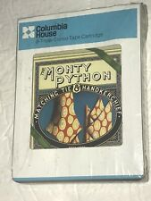 MONTY PYTHON MATCHING TIE & HANDKERCHIEF 8 TRACK TAPE SEALED NEW 1973 COLUMBIA