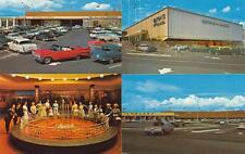 Photo. 1962-3. Burnaby, BC Canada. Brentwood Shopping Center