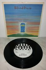 """7"""" BLOOD DONOR - DOCTOR? - SOAP BOX BLUES - UK PRESS"""