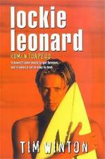 LOCKIE LEONARD HUMAN TORPEDO by Tim Winton (Paperback, 2003) LIKE NEW