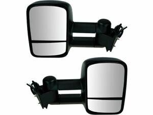 For 1998-1999 Chevrolet K1500 Suburban Door Mirror Set 81359HJ Mirror