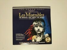 Laserdisk Les Miserables 10th Anniversary