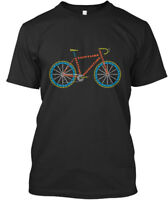 Bicycle Amazing Anatomy -mountain - Premium Tee T-Shirt