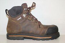 "Danner Trakwelt 6"" Mens Waterproof Work Boots Sz 12 D Non Metallic Safety Toe EH"