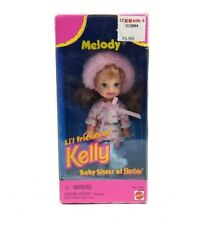 Mattel 1996 Melody Doll Lil Friends of Kelly 16004 16058 Vintage