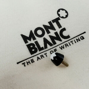 MONTBLANC Top Snow Cap Snowflake Star Black 144 163 164 165 Classic Parts ⚡MINT⚡