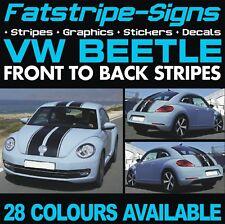 VW Beetle rayures graphiques Autocollants Décalques Volkswagen V DUB R Line 1.6 1.8 Turbo