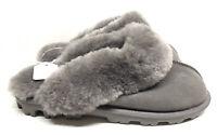 NEW Kirkland Signature Ladies' Woman's Shearling Slipper Grey Size 7