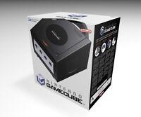 Caja vacia Nintendo GameCube Negra (no incluye la consola) | empty box