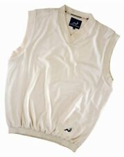 Woodworm Slipover Sleeveless Cricket Sweater / Jumper XL Mens