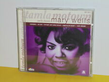 CD - MARY WELLS - TAMLA MOTOWN - EARLY CLASSICS