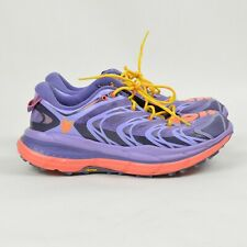 HOKA One One Women's SPEEDGOAT Running Shoes / Purple 8