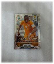 2014 Panini Prizm World Cup Base Stars Didier Drogba - Ivory Coast #11