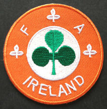 Retro Republic of Ireland FA Patch Embroidered Badge Irish Football Crest Soccer