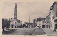 # DOLO: PIAZZA GARIBALDI - 1932