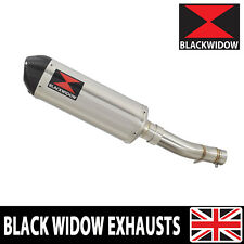CB 500 F CB500 X CBR 500 R 2013-2015 Exhaust Silencer Stainless/Carbon Tip 300ST