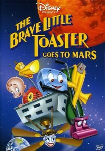 The Brave Little Toaster Goes to Mars [New DVD]