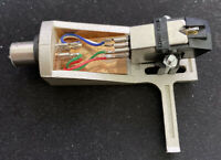 Rare Pioneer PC135 135 Induced Magnet Type Phonograph Cartridge Stylus Headshell