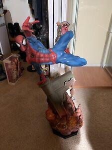 Sideshow Amazing Spider-Man Premium Format Statue