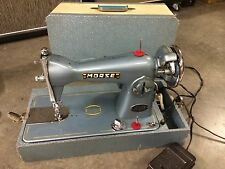 Vintage Morse DE LUXE Sewing Machine  Working Condition