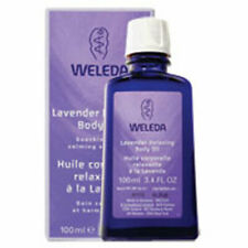 Lavender Body Oil 3.4 Fl Oz by Weleda