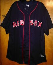 Boston Red Sox Nomar Garciaparra Majestic MLB Jersey Size 2XL