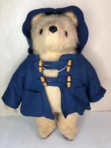 "Vintage Original Gabrielle Designs 18"" Paddington Bear 1972 England"